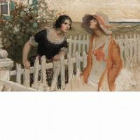 Dean Cornwell   Best Enemies