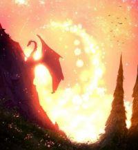 Rykys dragon