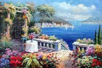Theme ~ Mediterranean Garden 1