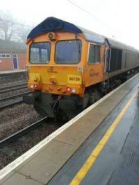 GB Railfreight 66729