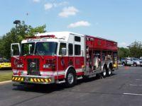 Washington Township Ohio Fire truck