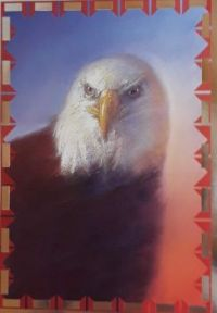 Wanbli is the Indian translation for the word Eagle    St Joseph's Indian School Lakota-Sioux