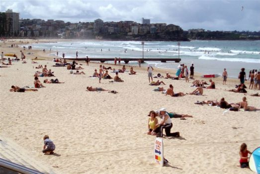 Manly Beach, Australia (Large)