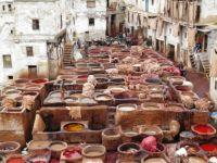 Maroc teinturier