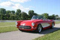1956 Corvette Resto-Mod