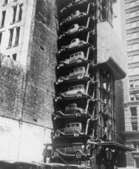 Here is the way they parked cars in NYC during the 1930's