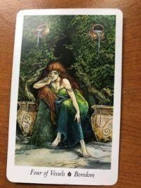 Tarot Card I ~~ 3 May