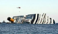 Costa Concordia crashed