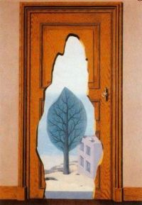 """Themes """"Famous paintings - R. Magritte"""