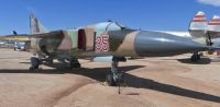 Mikoyan-Gurevich Mig-23MLD Flogger-K. Pima Air and Space Museum.