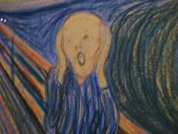 When The Scream Visited MOMA
