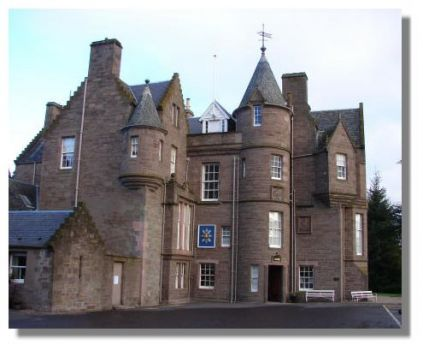 Balhousie Castle Perth Blach Watch Museum
