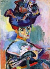 Matisse's Woman with a Hat (c.1905)
