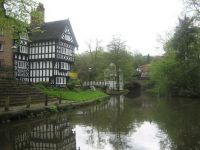 The Packet House on the Bridgewater Canal, Worsley, Salford