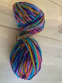 Tale of Two Yarn Balls