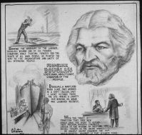 Frederick Douglass, Statesman, Abolitionist, Champion of the People