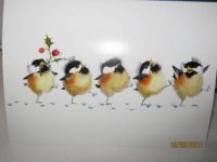 Dancing Chickadees