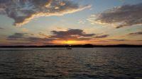 Monday night on the lake