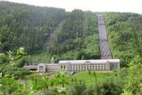 Vemork kraftstasjon - Norway