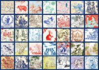 PATCHWORK TOILE