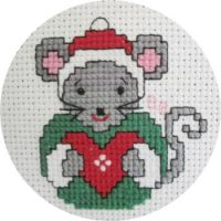 21 - Holiday Mouse