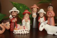 Nativity from Peru