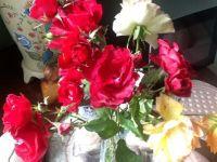Last roses of summer.
