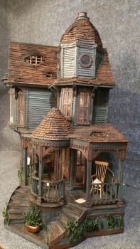 MINIATURE HOUSE KIT