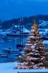 christmas harbor