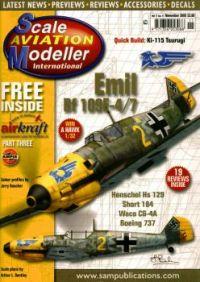 Scale Aviation Modeller International Volume 11 Issue 11 November 2005