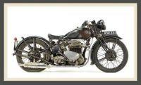 "1938 Ariel 995cc Model 4G ""Square Four"""