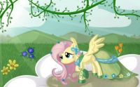 Fluttershy and the Grand Galloping Gala