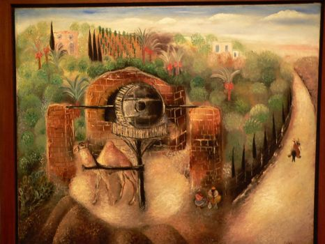 What is the name for this picture?  by Reuven Rubin ...See below for more comments.