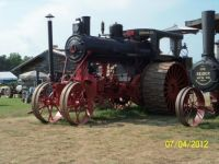 Monster Steam Engine