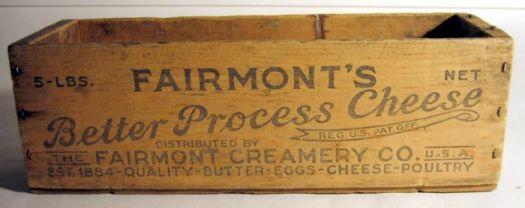 Fairmont's Cheese Box