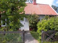 An old summer cottage in the island of Visingsö, Sweden