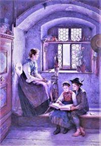 In Gedanken/In Thought (1894)