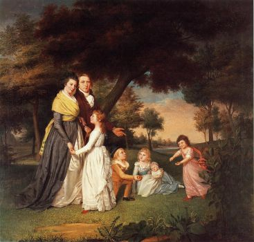 Family James Peale