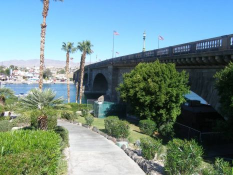 London Bridge Lake Havasu AZ
