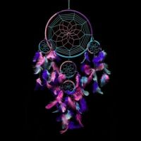 dreamcatcher_purple_in_black_background_grande