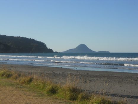 West End Beach, Ohope, Bay of Plenty NZ
