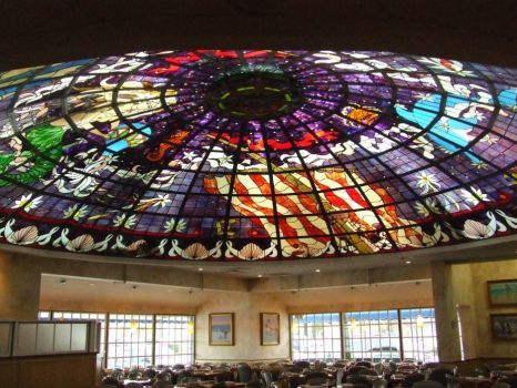 Virginia Beach! Huge Stained Glass