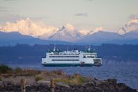 Olympic Mountain ferry