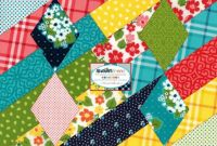 Fabric patchwork - small