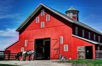 BIg Red Barn....