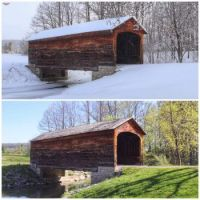 1825 Hyde Hall Covered Bridge Cooperstown, NY
