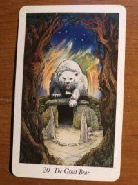 Tarot ~~ 21 July