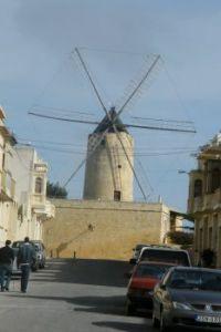 Gozo windmill - Xaghra