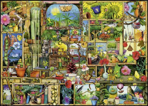 Gardeners,Cupboard