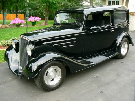STREET ROD - 1935 Chevrolet 380hp V8